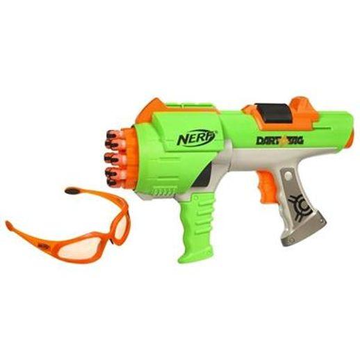 Nerf---Lancador-Nerf-Dart-Tag---Hyperfire---Hasbro