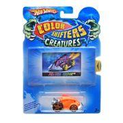 Hot Wheels Color Shifters Creatures - Piranha Terror - Mattel