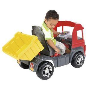 Caminhao-Eletrico-Big-Truck-Vermelho---Magic-Toys