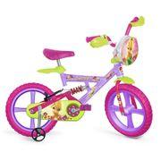 Bicicleta X-Bike Aro 14 Tinker Bell - Bandeirante