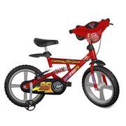 Bicicleta X-Bike Aro 14 Carros 2 - Bandeirante