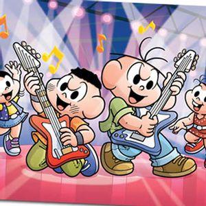 Quebra-Cabeca-Turma-da-Monica-Rock-in-Roll-100-Pecas---Grow