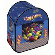 Barraca-Hot-Wheels-com-100-Bolinhas---Barao-Toys