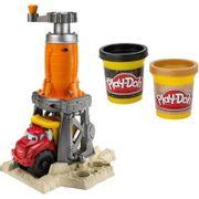 Play-Doh-Chuck---Friends-Moinho-de-Pedras