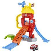 Playset-Chuck-e-Amigos-Corpo-de-Bombeiros---Hasbro
