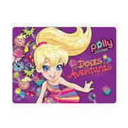 Quebra-Cabeca-100-Pecas-Polly-Doces-Aventuras-Mattel