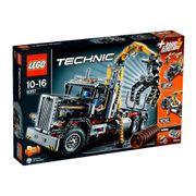 LEGO-Technic-Camihao-Transporte-de-Madeira