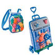 Mochilete-Bau-3D-Backyardigans-Azul---Lancheira-Backyardigans-Azul
