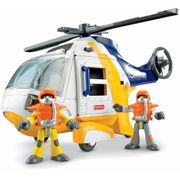 Fisher-Price---Imaginext---Helicoptero-Aventura---Mattel