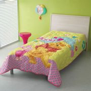 Winnie-the-Pooh---Colcha-Matelasse-