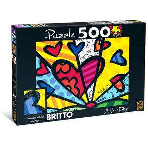 Puzzle-500-Pecas-Romero-Britto-A-New-Day
