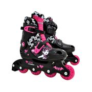 Patins-Ajustaveis-Monster-High