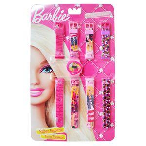 Barbie-Relogio-Troca-4-Pulseiras-