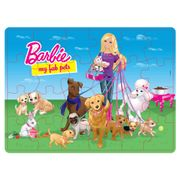 Quebra-cabeca-Barbie-e-Seus-Bichinhos-24-Pecas