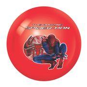 Bola-de-Vinil-da-Caixa-Spider-Man-Vermelho