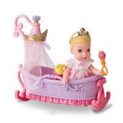 Boneca-Princesa-Baby-Bela-Adormecida-com-Berco---Mimo