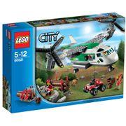 60021-LEGO-City-Helitransporte-de-CaArga---Lego