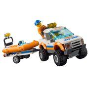 60012-LEGO-City-4x4-e-Barco-de-Mergulhadores---Lego
