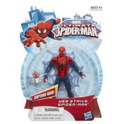 "Boneco-SpiderMan-375""-Web-Strike-Spider---Hasbro"