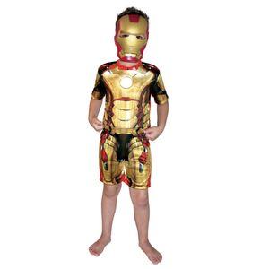 Fantasia-Homem-de-Ferro-3-Dourada-Curta-com-Mascara-M-Rubie