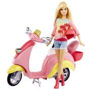 Barbie-Real-Scooter-com-Boneca