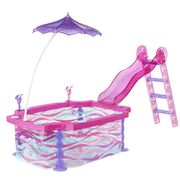 Barbie-Real-Piscina-Rosa
