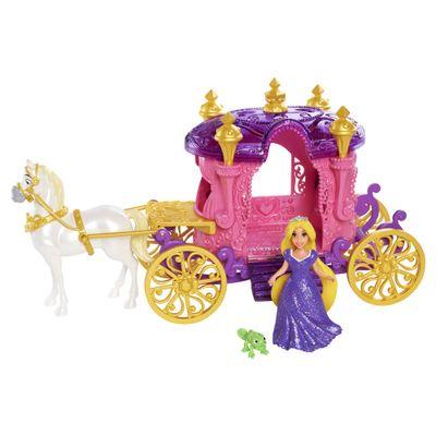 Magiclip-Mini-Carruagem-Rapunzel