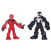 Playskool-Marvel-Super-Hero-Scarlet-Homem-Aranha-e-Venom