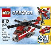 31013-LEGO-Creator-3-em-1-Trovao-Vermelho
