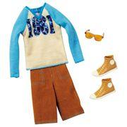 Barbie-Fashionistas-Ken-Roupinha-Moletom-Sporty