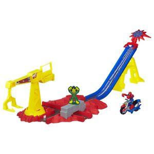 Playskool-Heroes-Marvel-Pista-Guindaste-Homem-Aranha