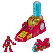 Playskool-Marvel-Super-Heroes-Homem-de-Ferro-com-Lancador