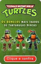 Banner - Tartaruga Ninjas