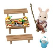 SYLVANIAN-FAMILIES-CONJUNTO-CHURRASCO-DA-FAMILIA-DEMONSTRACAO
