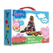 MALETA-TAND-KIDS-PEPPA-PIG-100-PECAS-EMBALAGEM