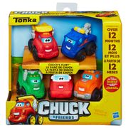 PLAYSKOOL-CHUCK-E-FRIENDS-MINI-FROTA-DO-CHUCK-EMBALAGEM