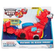 PLAYSKOOL-TRANSFORMERS-RESCUE-BOTS-HEATWAVE-THE-DINOBOT-EMBALAGEM