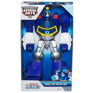 PLAYSKOOL-HEROES-TRANSFORMERS-RESCUE-BOTS-CHASE-THE-POLICE-BOT-EMBALAGEM