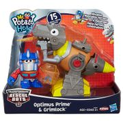 PLAYSKOOL-TRANSFORMERS-RESCUE-BOTS-MR-POTATO-HEAD-OPTIMUS-PRIME-E-GRIMLOCK-EMBALAGEM