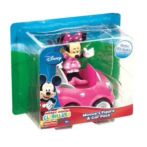 MICKEY-MOUSE-CLUBHOUSE-MINNIE-COM-VEICULO-EMBALAGEM