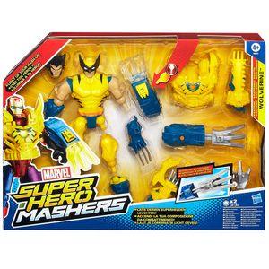 SUPER-HERO-MASHER-BONECO-ELETRONICO-WOLVERINE-EMBALAGEM