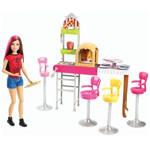 BARBIE-PIZZARIA