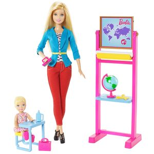 BARBIE-CONJUNTO-PROFISSOES-PROFESSORA