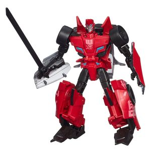 Transformers-Warriors-Sideswipe---Hasbro-
