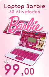 banner barbie laptop