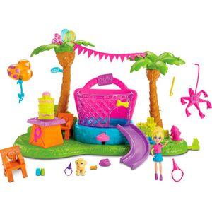 Polly-Pocket-Conjunto-Aniversario-Pet---Mattel-