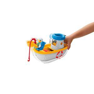Barco-do-Pato-Donald---Mattel