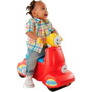 Fisher-Price-Moto-SS-Scooter---Mattel-