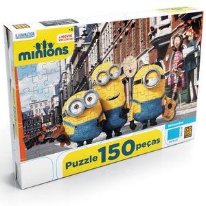 Puzzle-150-pecas-Minions---Grow