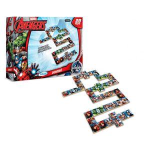 Os-Vingadores-Domino---Xalingo-